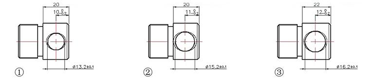 推杆电机结构图